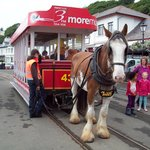 Horse And Tram