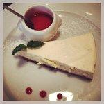 Le cheesecake