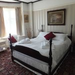 Luxury Double Room with Kingsize Bed and en suite