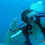 Mergulho nos corais