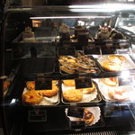 Panolivo pastry case