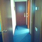 Entrada quarto