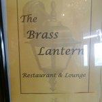 Brass Lantern Menu
