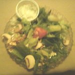Brass Lantern Salad