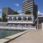 Selena Memorial ( from ocean side)