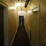 Dreary hallways