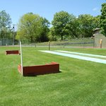 Horseshoe, Shuffleboard, Tennis, & Wallball