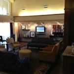 Hampton lobby