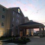 summer morning at Comfort Inn