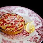 Caramelized Onion and Fresh Tomato Tart