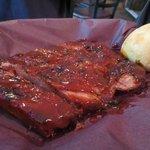 St Louis ribs