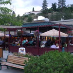 Come on down and enjoy our beautiful patio with good food, tasty drinks and great company!!