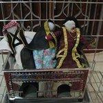 Old Kuwaiti doll workshop