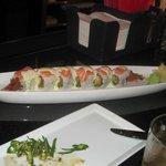 Crispy Shrimp and Salmon