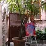 Экспозиции местных художников