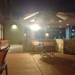 great little patio area