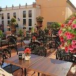 Terraza Hotel El Poeta de Ronda