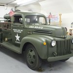 Freeman Army Airfield Museum