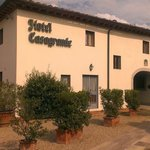 Villa Casagrande Welcoming
