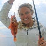 The best fishing trip in New Brunswick!