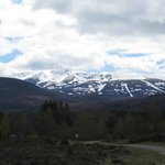 Cairngorms in May 2010