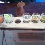Tequilas tasters!