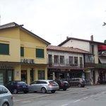 the neighborhood shops