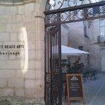 Entrée commune au musée et du restaurant