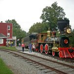 Hanover Junction museum and train stop
