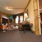 Kids Camp Suite with adjoining room