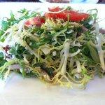 Delius Chef's 3 Course Tasting Menu Tomato Salad