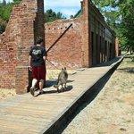 Shasta Brick Ruins