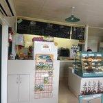 Native Tree Cafe interior