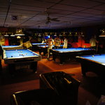 Spot White American Pool & Snooker Club