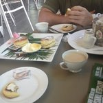 Devonshire Tea for Two :)