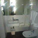 Salle de bains de la 203
