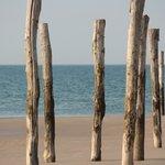 Wissant Blanc Nez sur la plage