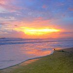 Santa Teresa Sunset Surf with 360 Surf Shop & School