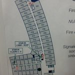 Sheraton Gateway Toronto - floor plan, 4th floor