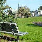 Apollo Bay Recreation Reserve open spaces