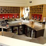 Terrace bar available for private functions