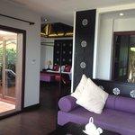 Loungeroom to Bedroom