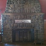 Big Beautiful Fireplace