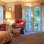 Garden Suite 40sqm incl. spacious bath & walk-in wardrobe