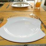 Design dos pratos