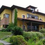 Hotel Rural La Lluriga- edificio preincipal