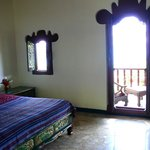 Deluxe room with beautiful sea view