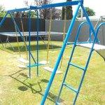 Playground for children.