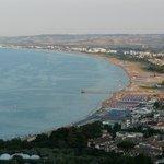 panorama di Marina di Vasto