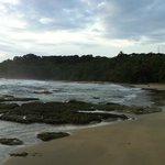 Amanecer en Playa Chiquita